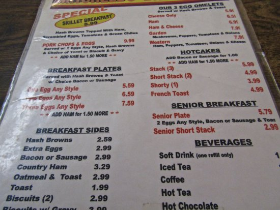 Shamrock, TX: Prices