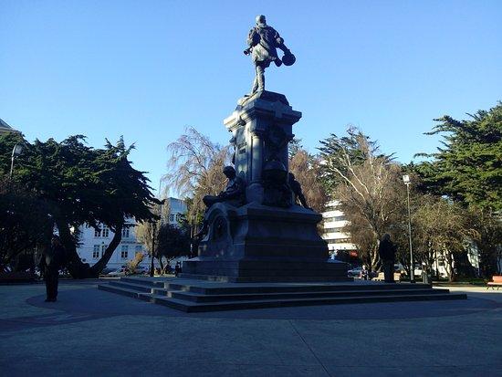 Hotel Hain: Plaza de Armas de Punta Arenas