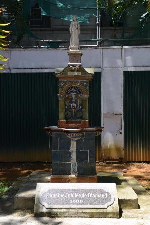 Fontaine Jubilee de Diamand