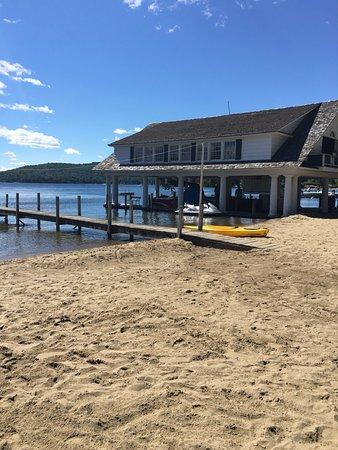 Still Bay Resort: Kayaking available