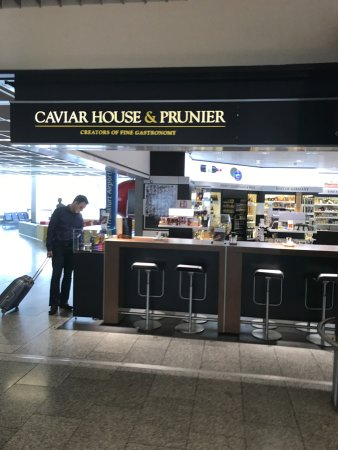 Caviar House & Prunier