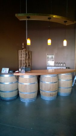 Woodinville, Waszyngton: This is our tasting room.