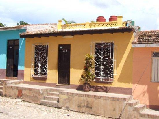 Terraza Picture Of Hostal Nelva Carlos Trinidad