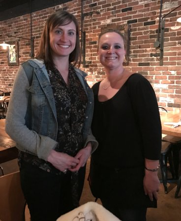 Decatur, GA: Thanks Melissa and Kelly For A Great Dining Experience