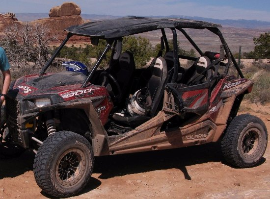 the 4 seat rzr we used on our tour with high point hummer picture of high point hummer and atv moab tripadvisor the 4 seat rzr we used on our tour with