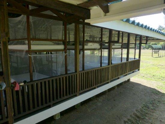 "Sirena Ranger Station: ""Schlafsaal in Sirena"""