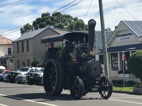 Morpeth, Australia: Steamfest 2017