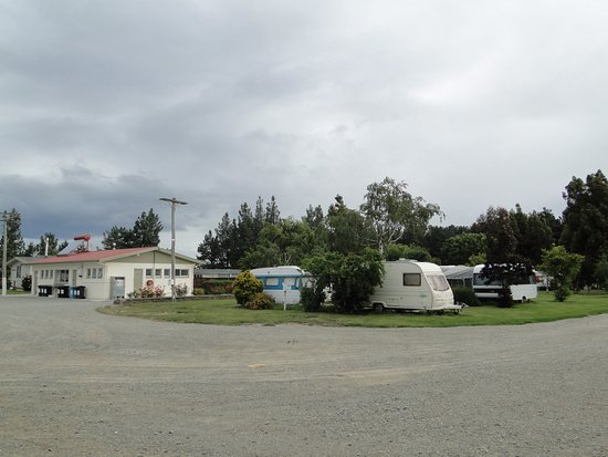 Ranfurly Holiday Park & Motels: Hotel