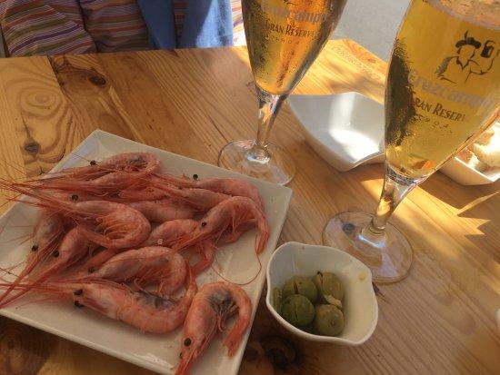 Bar Cafeteria El Yerno: Pescaito