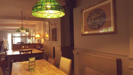 Radstock, UK: Dining room