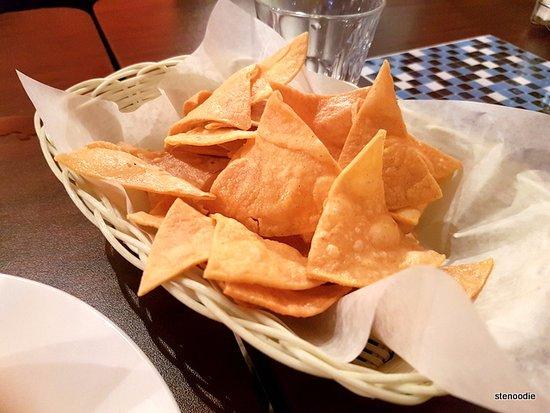 Unionville, Canada : tortilla chips