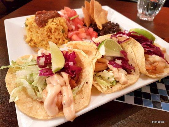 Unionville, Canada : Taco a la Parrilla