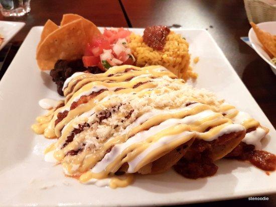 Unionville, Canada : Enchiladas