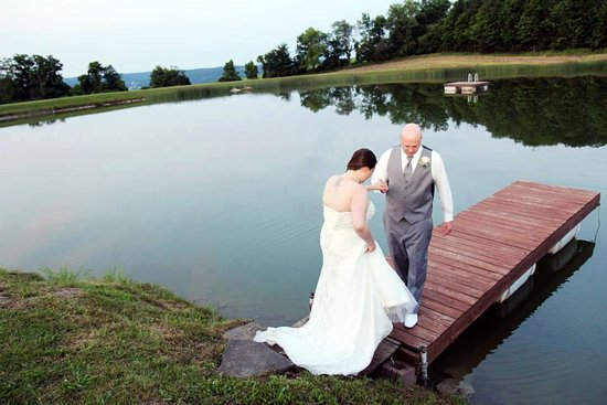 Hamilton, NY: Wedding photo
