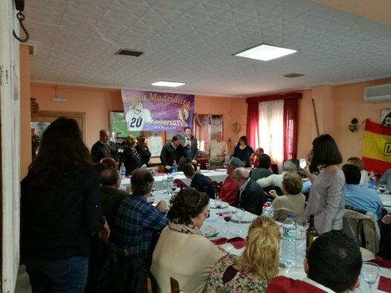Canaveral, Spania: Hostal Restaurante Malaga