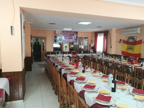 Canaveral, Spain: Hostal Restaurante Malaga