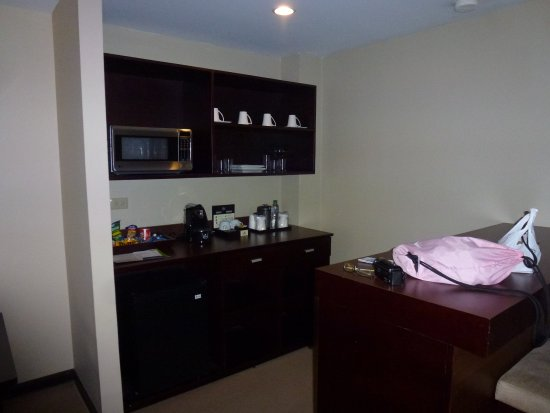 Tryp by Wyndham San Jose Sabana: our room