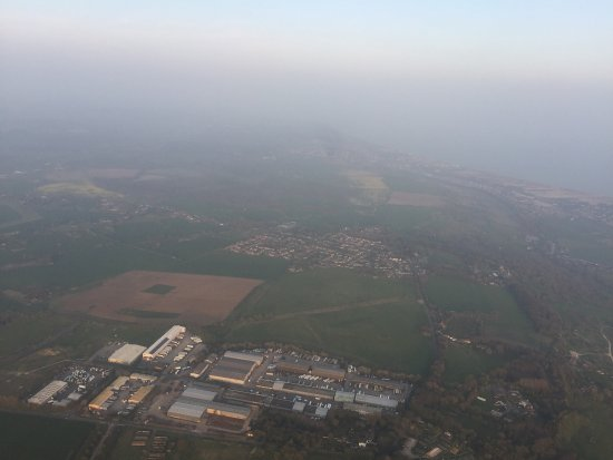 Kent Ballooning! Wow, what an amazing day! Pictures can't explain how much I enjoyed this. Thank