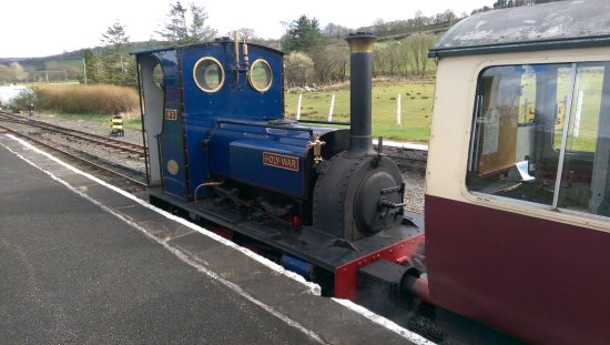 Llanuwchllyn, UK: Bala Lake Railway