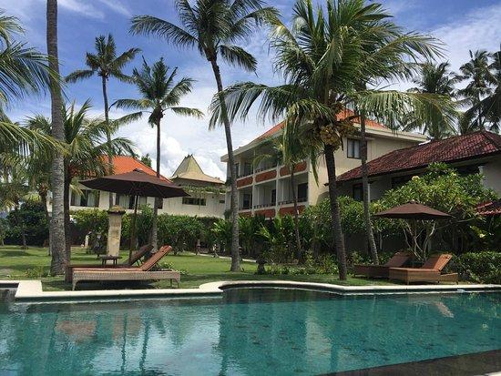 Hotel Genggong at Candidasa