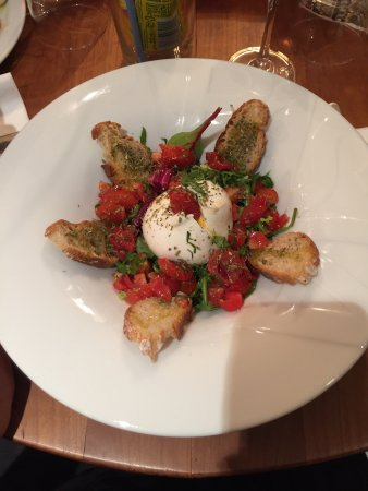 De la Vigne à l'Olivier: Salade Bari