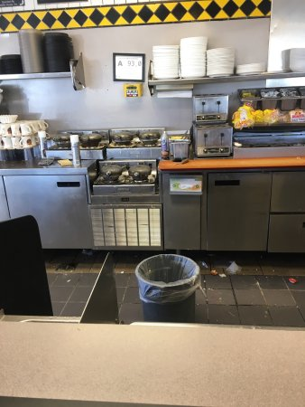 Exceptional Waffle House: Dear God Could This Place Be Any More Disgusting? Apparently  The 93