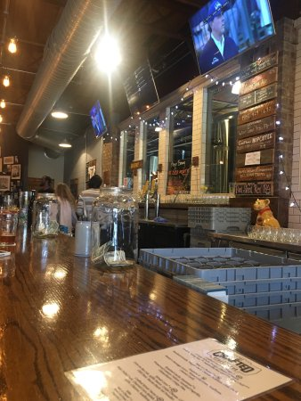 Greensboro, Carolina del Norte: Main bar