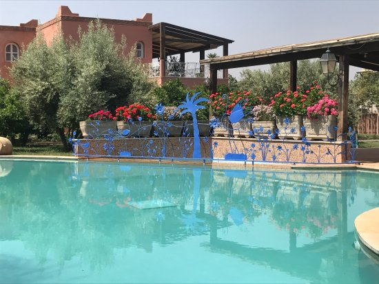 Residence Habiba: One of the lovely pools