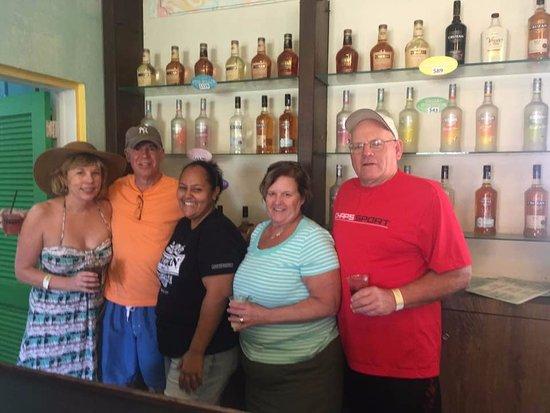 Cruzan Rum Distillery: Best tour guide !!!