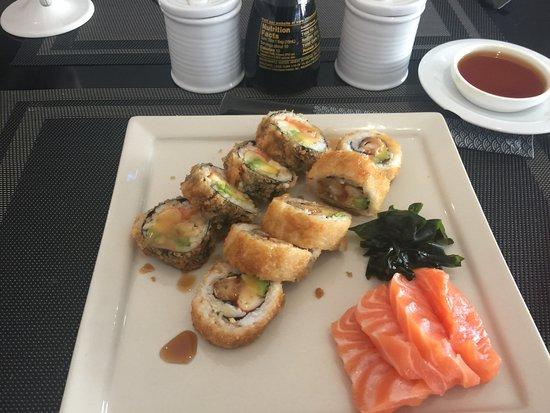 Yoka Sushi : sushis cuits