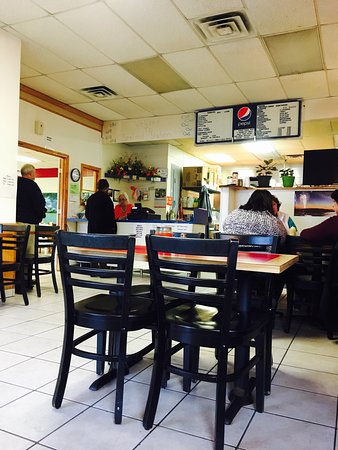 Kenly, Carolina del Norte: Seafood Station