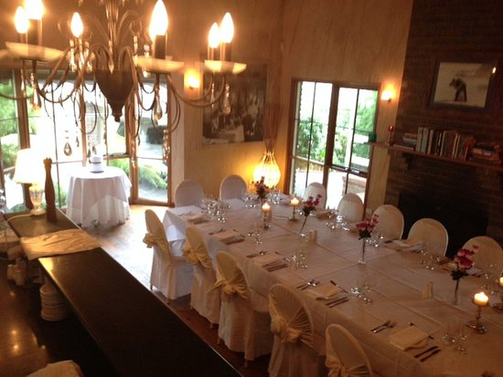 Mt Eliza, Australien: intimate celebrations in our private room