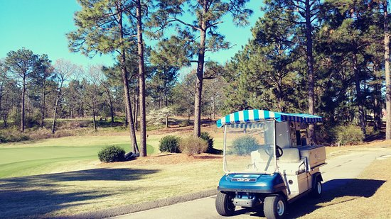 Aberdeen, Carolina del Norte: Legacy Golf Links