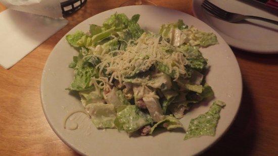 Texas Roadhouse: Salade césar