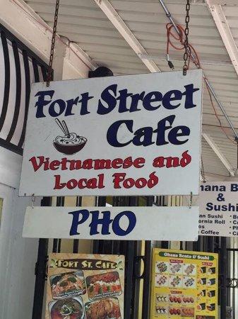 Fort Street Cafe Downtown Honolulu Hours