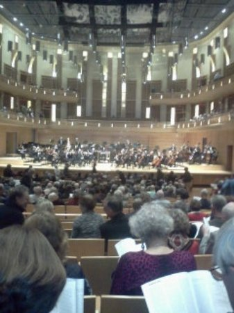 Bethesda, MD: Strings only for this BSO piece