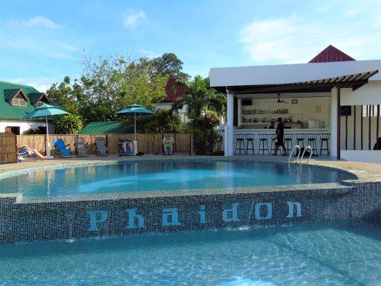 Phaidon Beach Resort Infinity Pool