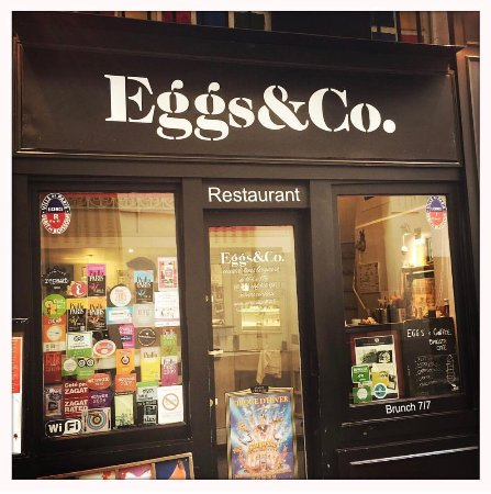 Photo of French Restaurant Eggs & Co at 11 Rue Bernard Palissy, Paris 75006, France