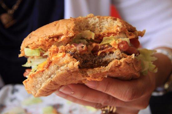 Ypres Burger: cheeseburger