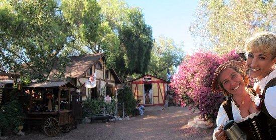 Corona, CA: The Koroneburg Village