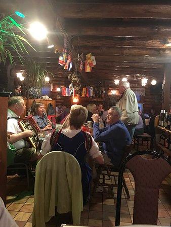 Edelweiss Restaurant Wonderful Atmosphere