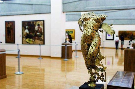 Tour privato di arte di Pechino tra