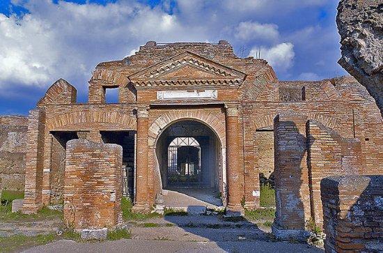 Tour privado de medio día por Ostia...