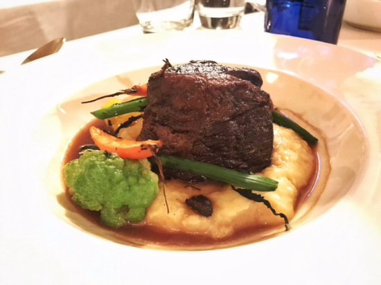 Philo, Kalifornien: The best.  The short rib.