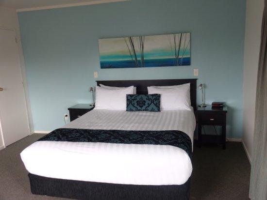 the super comfy bed!!
