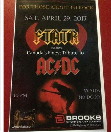 Bolton, Kanada: Event
