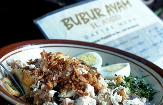 bubur ayam hamid bandung restaurant reviews phone number rh tripadvisor com