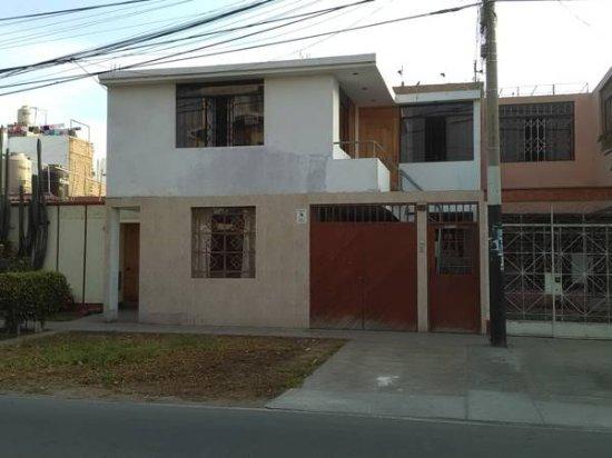 Hospedaje Casa Viru