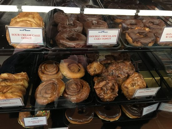 Poulsbo, WA: donuts