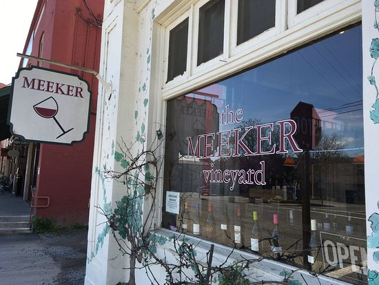 Meeker Winery Tasting Room in Geyserville, CA